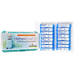 Homeo Travel Kit - 16 of the most popular Boiron medicines when traveling