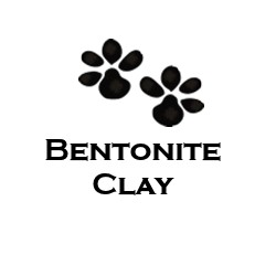 Bentonite Clay has powerful drawing and healing properities