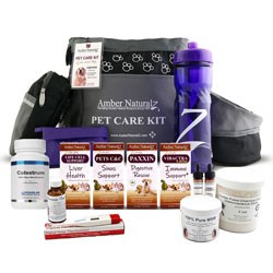 Canine Care Kit to help keep your pup healthy