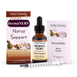 Derma NERV is an organic natural remedy that helps calm and soothe the nerves.