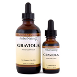 Graviola promotes healthy cell functions, immune functions, and maintains calming within the body