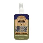 Hikers' Friend Insect Repellent Deet-Free Spray formulated especially for your furry companion
