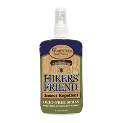Hikers' Friend Insect Repellent ~ formulated especiall for your Companion Animal