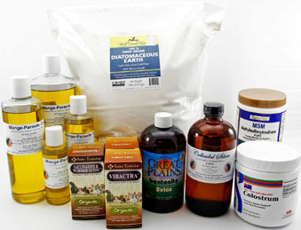 Mange & Parasite Oil - Severe Kit
