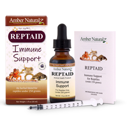 Reptaid for reptiles under 250 grams