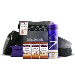 Vitality Kit combination of products with the seniro pet in mind