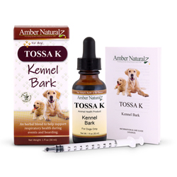 Tossa K immune support for canine cough
